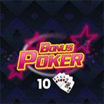 Bonus Poker 10 Hand